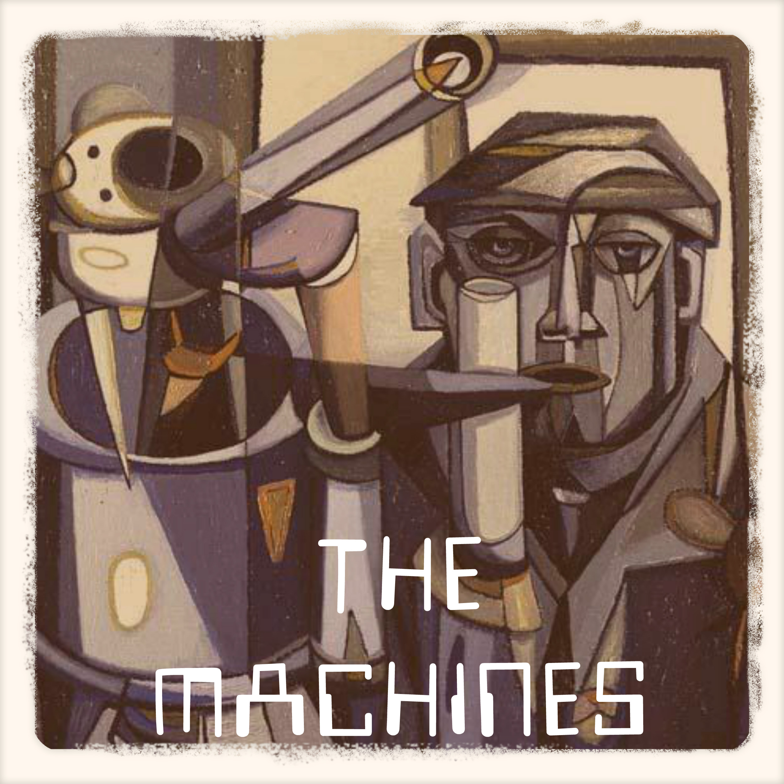 Granduer - The Machines